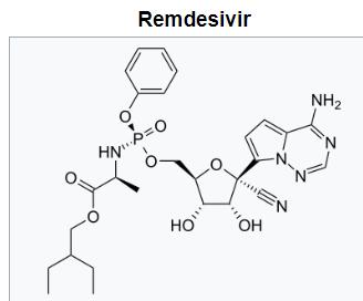Antiviral drug Remdesivir fails first clinical trial in ...  |Remdesivir